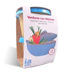 Interapothek IA Baby Verduras con Merluza 400 gr