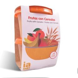 Interapothek IA Frutas con Cereales 400 gr