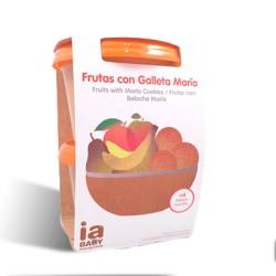 Interapothek IA Frutas Galletas María 400 gr
