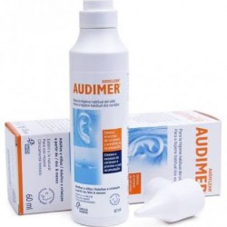 Audimer limpieza oído spray 60 ml