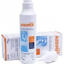 Audimer limpieza oído spray 60 ml