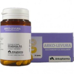 Arkopharma Arko Levura 50 Cápsulas