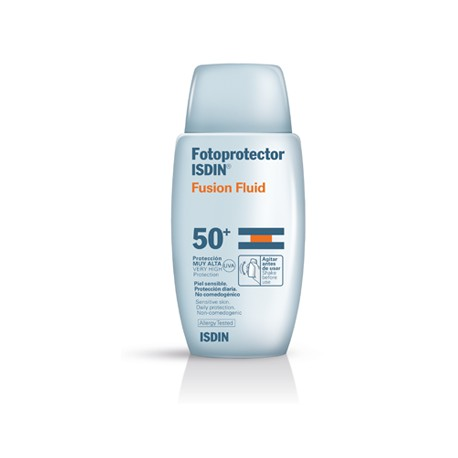 ISDIN fotoprotector Fusion Fluid SPF50+ 50ml