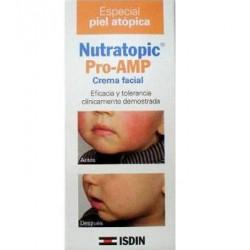 Isdin Nutratopic Pro-AMP crema facial piel atópic 50ml
