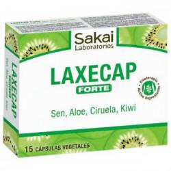Laxecap Forte Sakai 15 Cápsulas