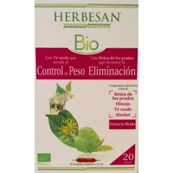Herbesan Bio Control de Peso 20 Ampollas