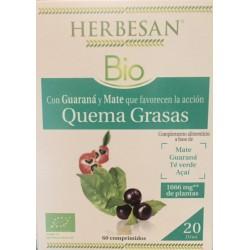 Herbesan Bio Quema Grasas 60 Comprimidos
