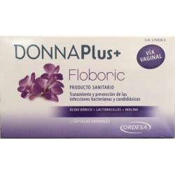 DonnaPlus+ Floboric 7 Cápsulas Ordesa