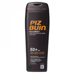 Piz buin allergy loción spf 50 200ml