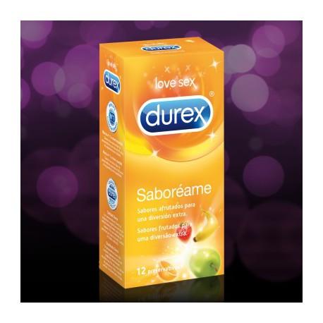 Preservativo Durex Saboréame 12 Uds