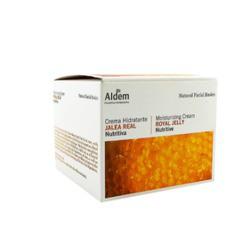 Aldem Crema Hidratante Jalea Real Nutritiva 50 ml
