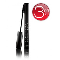 Mascara Black extra volumen EV  Rougj 10,50 ml