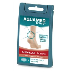 Aquamed Active apósitos Ampollas grandes 6 uds