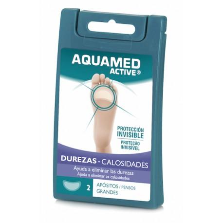 Aquamed Active Durezas 2 Apositos Grandes