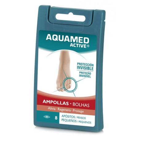 Aquamed Active apósitos Ampollas pequeñas