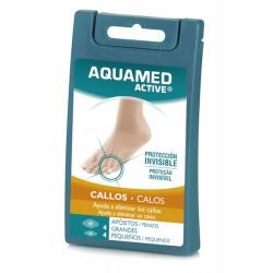 Aquamed active callos 4 gran. 4 peq.