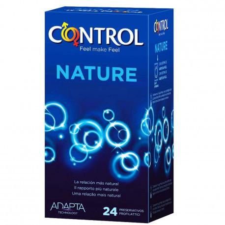Preservativo Control Nature 24 Unidades