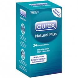 Preservativo Durex Natural Comfort 24 Uds