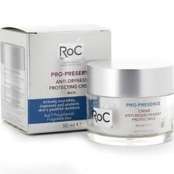 Roc Crema Protectora Antisequedad Pro-Preserve 50 ml