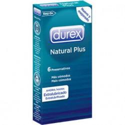 Preservativo Durex Natural Comfort 6 Uds