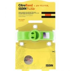 Isdin Citroband Pulsera niños Verde