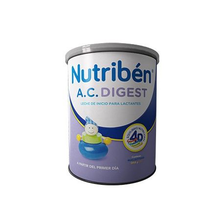 Nutribén a.c digest 800g