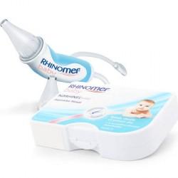 Narhinel confort Aspirador Nasal para el bebé + 2 Recambios Blandos Desechables