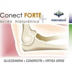Connect Forte + Ácido hialurónico 60 cápsulas