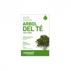 Dderma Aceite esencial Árbol del Té 15 ml