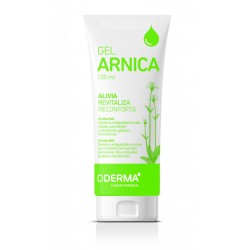 Gel De Arnica Dderma 100Ml
