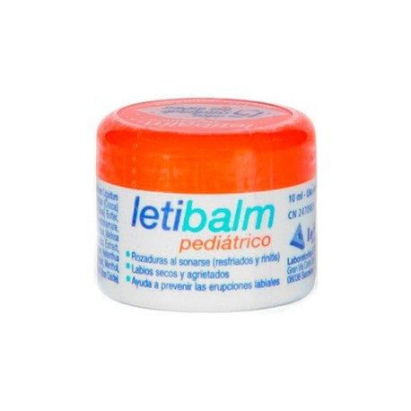 Letibalm protector labial pediátrico 10ml