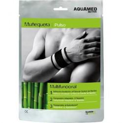 Aquamed Active Muñequera Sujeción Elástica Talla Única - Dolor Articular