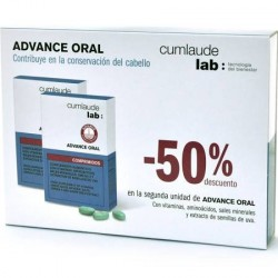 Cumlaude  Advance Oral 30 + 30 comprimidos