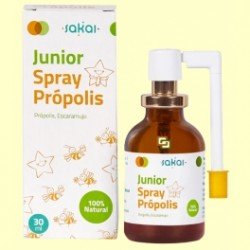 Sakai Spray Própolis Junior 100% Natural 30 ml