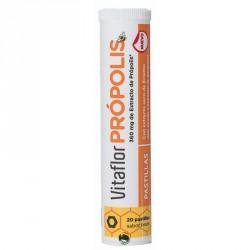 Vitaflor Propolis Pastillas Para Chupar 20 Pastillas