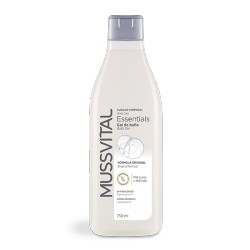 Mussvital Gel de baño Essentials Gel de Baño Original 750 ml