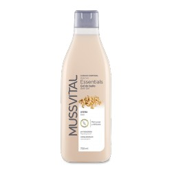 Mussvital Essentials Gel de Baño Avena 750 ml