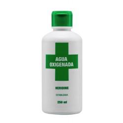 Agua Oxigenada Heridine 250, 500 y 1000 ml
