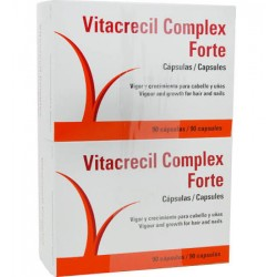 Vitacrecil Complex Forte 90x2 Cápsulas