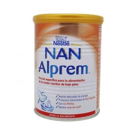 Nestlé Alprem Leche Prematuros 400 gr