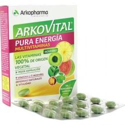Arkopharma Arkovital Multivitaminico Pura Energia 30 comp.
