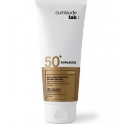 Cumlaude Sunlaude Leche Corporal SPF 50+ 200 ml