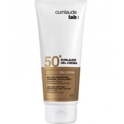 Cumlaude Sunlaude Gel Crema Corporal SPF50+ 200 ml