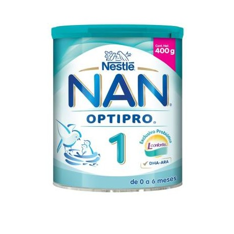 Nestle NAN 1 Optipro Leche Lactantes 800g