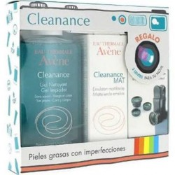 Avene Pack Cleanance Emulsion Matificante 40ml + Cleanance Gel Limpiador 200ml + REGALO