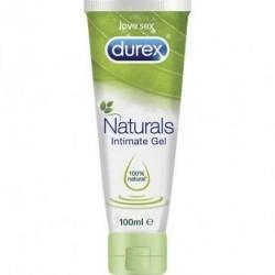Durex gel lubricante naturals intimate 100ml