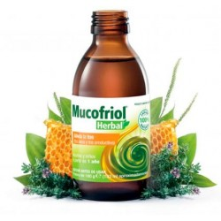 Mucofriol Herbal Jarabe  133ml