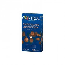 Preservativo Control Chocolate Addiction 12uds