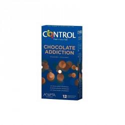Preservativo Control Chocolate Addiction 12uds