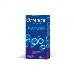 Preservativo Control Adapta Nature 12uds